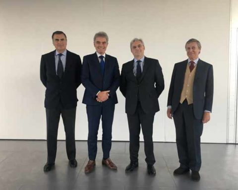 new-presidiun-Aznar-Uytendaal-Moncany-and-Italian-representative-Carlo-Lombardi